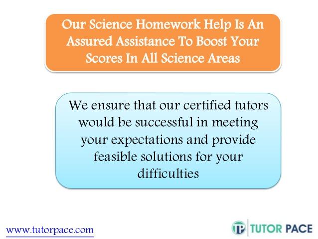 Homework Expectation