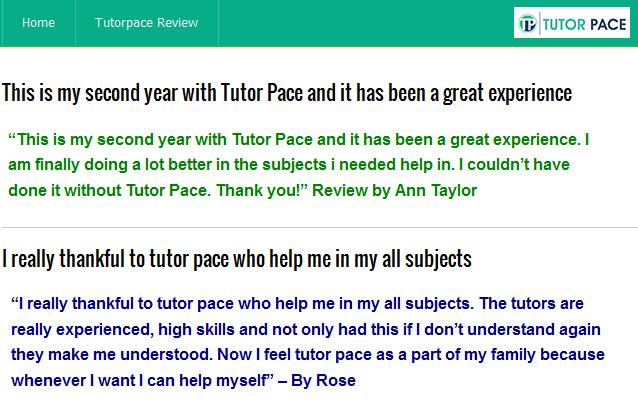 Tutorpace.com