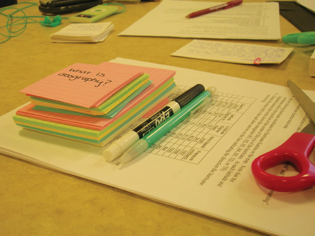 Use Flashcards to Study