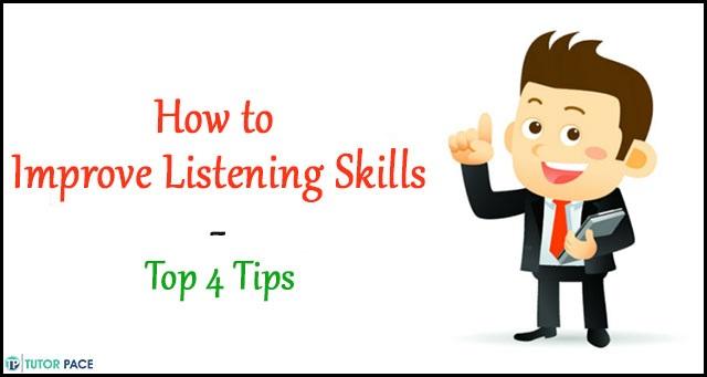 Improve Listening Skills
